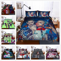 3D Customize Suicide Squad Bedding Set Duvet Cover Comforter Cover Pillowcase