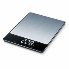 NEW Beurer Digital XL Kitchen Scale KS34STL