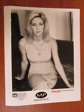 Vtg Glossy Press Photo Actress Heather Locklear Stars in Melrose Place 1993