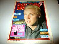 Record Mirror Apr 30 1983/Heaven 17/Culture Club/Mick Karn/Icehouse/Spandau/Beat