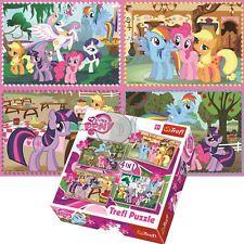Trefl My Little Pony 4 in 1 Jigsaw Puzzle