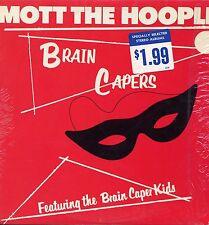 """MOTT THE HOOPLE """"BRAIN CAPERS"""" ORIG US 1972 M-"""