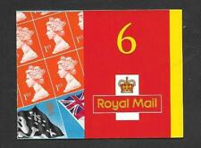 Pm4 6 x 1st Flags & Ensigns Self Adhesive Booklet Ref 16136