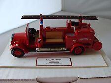 Maquettes Miniatures N. 27 DELAHAYE Autopompa-Nuovo di zecca/in Scatola-L @ @ K!!!