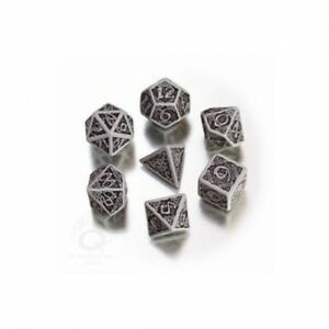 Celtic 3D Dice Gray und Black - 7