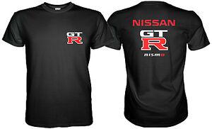 Nissan Nismo Racing Car Race GTR Logo Motorsport Skyline T-Shirt