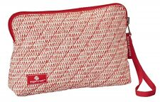 eagle creek Pack-It Quilted Reversible Wristlet Kulturbeutel Kleidersack Rot
