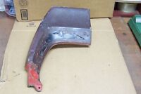 Driver Side 36813CC For 1965-1966 Ford Mustang Quarter Panel Extension Left