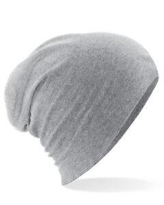 RW UNISEX  Hemsedal Cotton Slouch Beanie Winter BC368