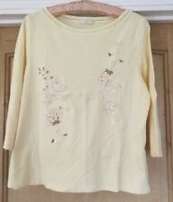MARKS & SPENCER COTTON TOP SIZE 16