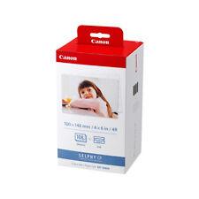 CANON KP-108IN fotopapel tinta natural inyección de tinta 100x148mm 108 hojas con casete de tinta