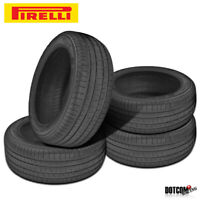 4 X New Pirelli Scorpion Verde All Season Plus 255/50R19XL 107H Tires