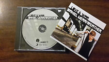 Daniel Merriweather CD Album mit den Titel Love & War
