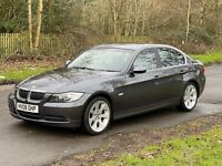 BMW 3 series 330i SE 2008 AUT top spec, service history WARRANTY No ULEZ charge