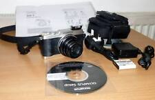 Olympus SH-1 HD 1080p, 16.8MP, 24x Optical Zoom WIFI Digital Camera - Silver
