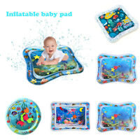 Cartoon Soft Baby Water Pad Large Inflatable Prone Pat Water Play Cushion Toys