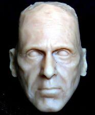 "1/6 scale plastic unpainted action figure head sculpt al pacino heat 12"""