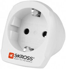 Reiseadapter | SKROSS Country Adapter EU to AUS | weiß | Australien