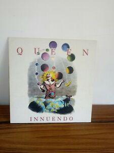 Lp 33 Giri Vinile Queen Innuendo EMI 1991 Italy parlophone cover VG+ vinile VG+