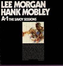 Morgan Lee, Hank Mobley, a-1, the savoy sessions 1956, ri of MG 12091 LP, bonus