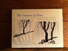 The Seasons Of Time, Virginia Olsen Baron. Signed, Dial Press, 1968,1st Printing