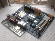 Gigabyte GA-945GCM-S2L LGA 775/Socket T Motherboard 1Gb RAM E1200 CPU