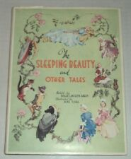 1949 SLEEPING BEAUTY & OTHER TALES retold by Roger Lancelyn Green ILLUS by CLOKE