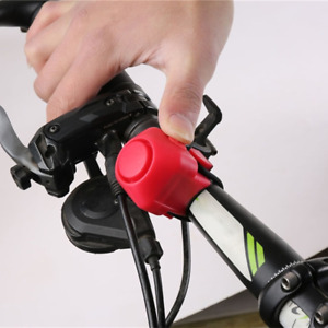 Bike Electronic Loud Horn 130 db Warning Safety Electric Bell Police Siren Bicyc