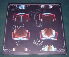 "ARCADE FIRE ALL 6 MEMBERS signed Autographed ""NEON BIBLE"" ALBUM - Win Butler COA"