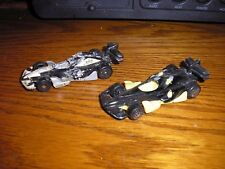 Lot of 2 Different HW McD McDonld's Happy Meal toys IRL INDY Exotic Race Cars