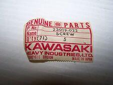 Kawasaki 23019-022 SCREW,PAN HEAD,5X14