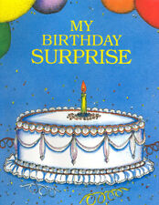 Children's Story Books-My Birthday Surprise-Personalized-FREE Shipping