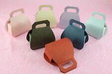 "Purse Handbag Favor Gift Box 2"" Wedding Bridal Shower Party Jewelry 25-200pcs"