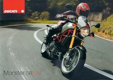 2007 Ducati Monster big 36 page sales Italian catalog