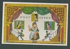 1938 Valentine Telegram Postcard. 1981 Valentine's Day. Post Office   z.135