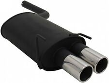 Muffler 2x90 M1 for Mercedes CLK (W208)