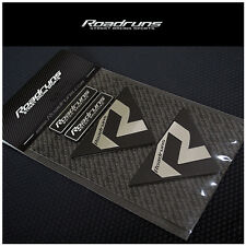 Roadruns Emblem Aluminum Badge SET-3 For All Type Cars
