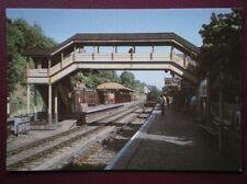 POSTCARD BEWDLEY RAILWAY STATION