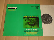 ARTHUR FIEDLER / BOSTON POPS - JALOUSIE AND OTHER FAVORITES - LP - RCA LSP-9939