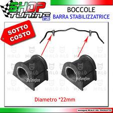 KIT Boccole BARRA STABILIZZATRICE - Alfa Romeo 147 1.9 JTD Kw 85 CV 115
