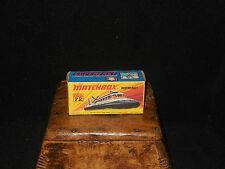 Matchbox Superfast #72 Hovercraft MIB