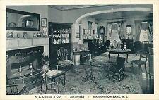 An Interior View of the Antique Shop, A.L. Curtis Antiques, Harrington Park NJ