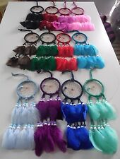 """Wholesale set of 24 Dreamcatchers 3"""",hand made in Mexico,Swap meet,Gift stores"""