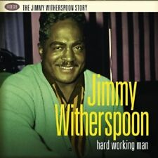 JIMMY WITHERSPOON - HARD WORKING MAN 4 CD  MODERN JAZZ  NEW+