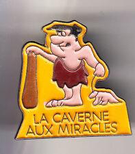 RARE PINS PIN'S .. TOURISME GROTTE GOUFFRE CAVERNE SPELEOLOGIE PREHISTOIRE ~CG