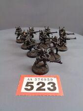 Warhammer Eldar Guardian Squad 523