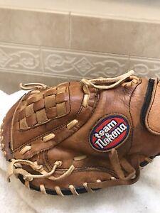 "Nokona TNCM5 33"" Team Series Baseball Softball Catchers Mitt Left Hand Throw"