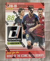 2018-2019 Panini Donruss Soccer 11-Pack Factory Sealed Blaster Box - SHIPS ASAP