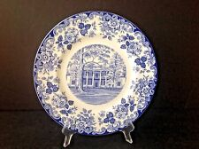 Vintage The Hermitage Home President Andrew Jackson English Staffordshire Plate