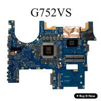 For ASUS ROG G752VSK G752V G752VS Motherboard i7-6700HQ GTX 1070 8GB Mainboard
